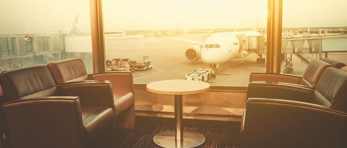 画像: 空港ラウンジサービスについて
