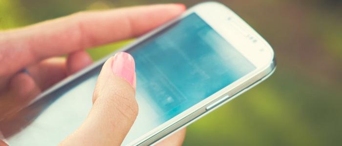 画像: Androidの登録方法について
