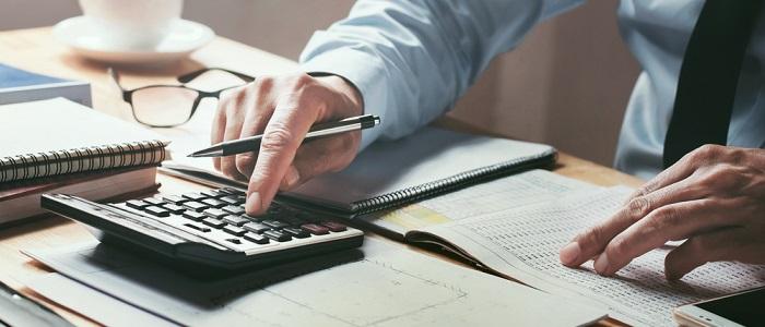 画像: 決算書や所得証明書について