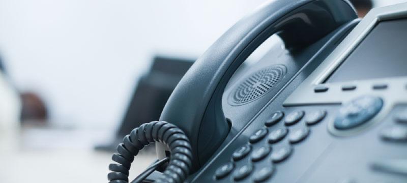 その1:固定電話の回線を引く