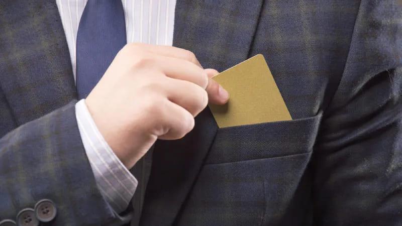 借入用の法人カードとして持つのがおすすめ!