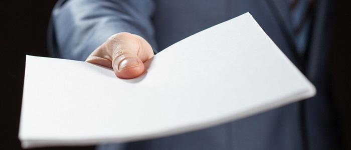 画像: 登記簿謄本の提出がおすすめである理由について