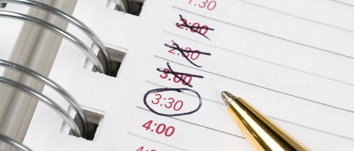 画像: 予約の変更について