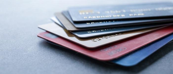 画像: QUICPay付帯の法人カード一覧表