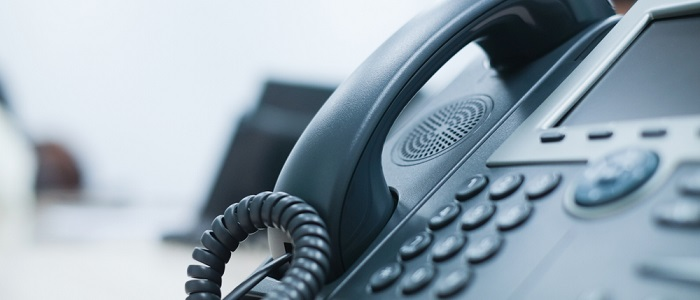 固定電話を事業用に契約する