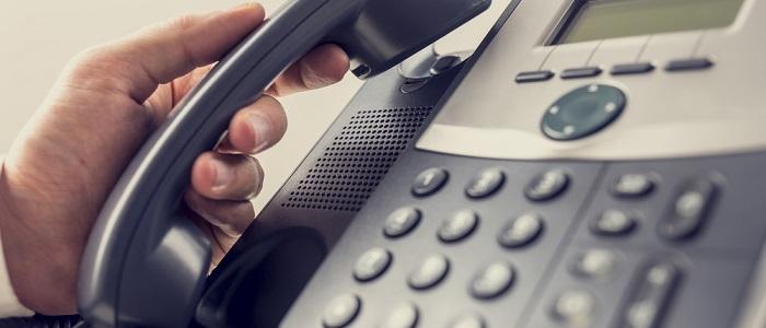 画像: 固定電話について