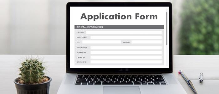 画像: 申込書類について