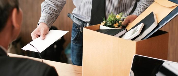 画像: 退職後の法人カードについて
