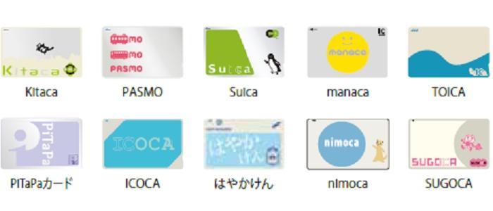 鉄道系ICカードに法人カードでチャージはできる?