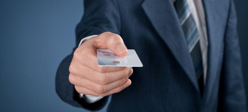 その1:法人カードとは?
