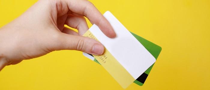 画像: 2枚目の法人カードについて